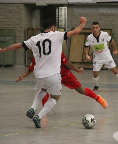 #OnceCaldas y #RionegroFutsal protagonizaron un duelo atractivo en la octava fecha. #FútbolRevolucionado