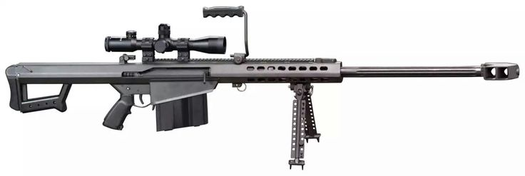 Wesson Rifle Cal.50