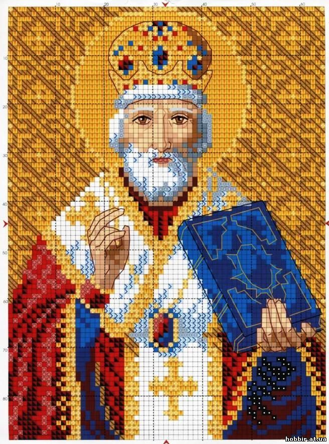 57 Best Images About Cross Stitch Patterns Catholic On