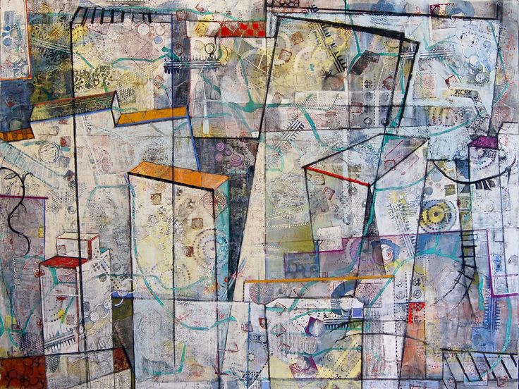 Urban Dominance by Delna Dastur was created for her show at Gallery Plan b. The Washington Post featured it in an article on Galleries.