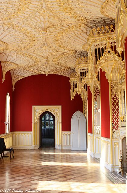 Strawberry Hill House, London, England