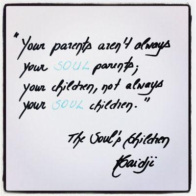 Haidji: Book Quote - The Soul's Children - Haidji - Short ...