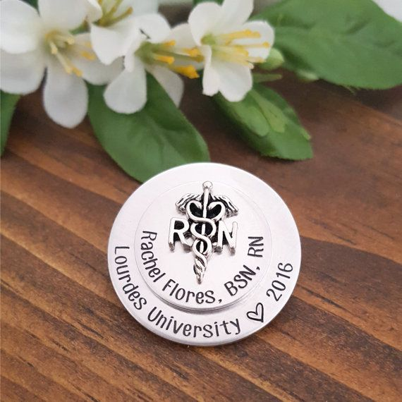 BSN Pin For Pinning Ceremony | Motivational Gift For BSN Nurse Graduate | Gifts For Nurses | BSN Nurse Pin | Nursing Pinning Ceremony