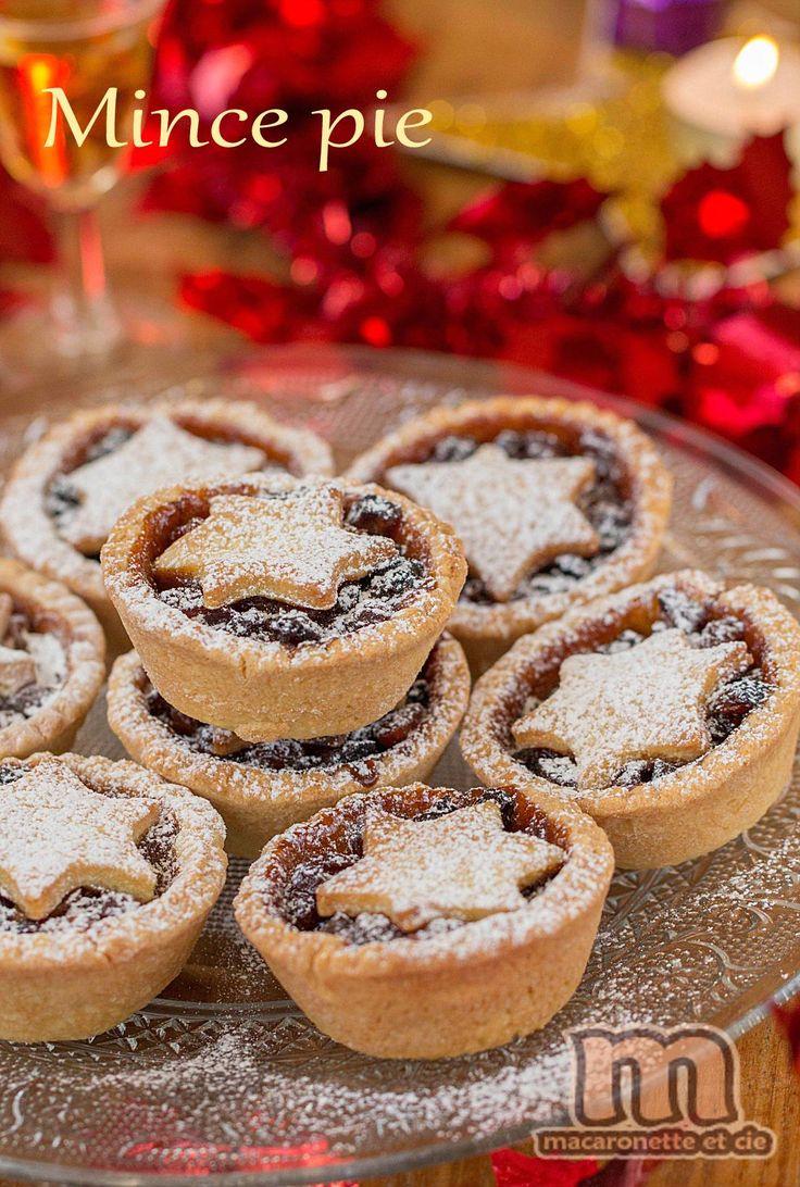 On continue sur le chemin de Noël avec un petite douceur typique des Noëls outre Manche : la Mince pie. Vous lirez sur pas mal de sites...