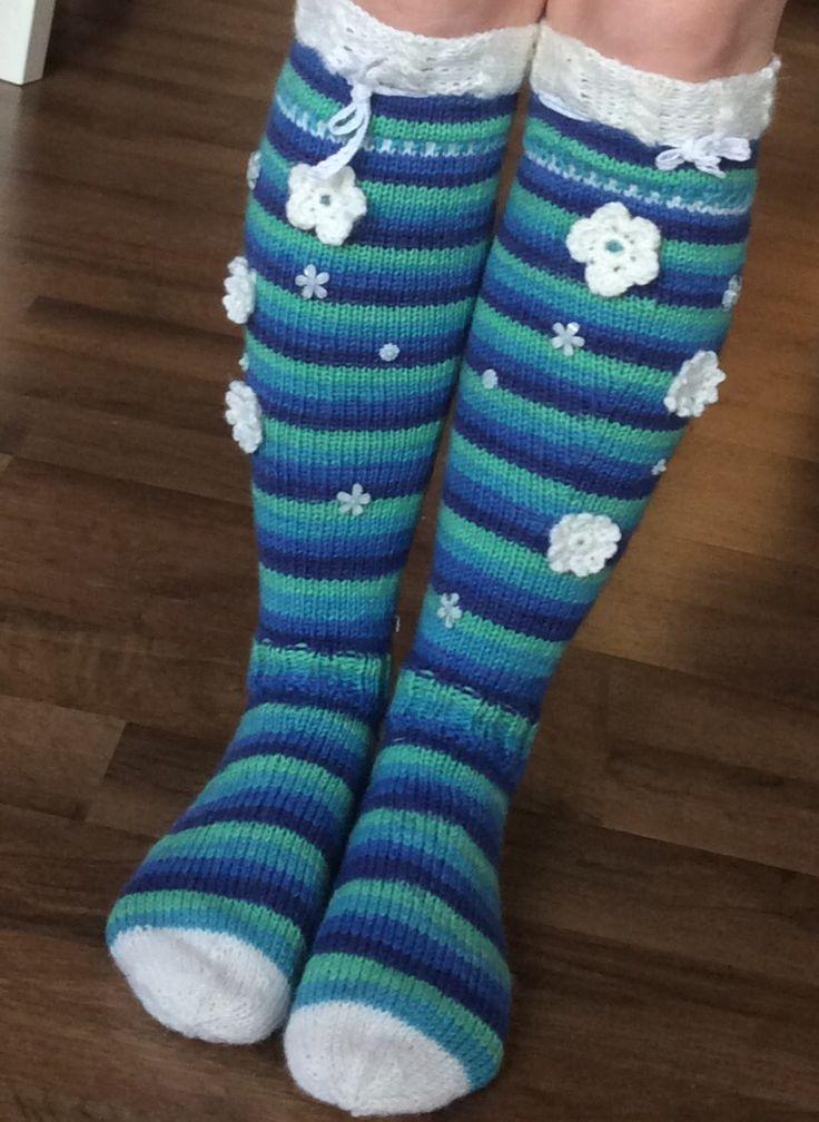 Happy 60th BDay for mom -socks