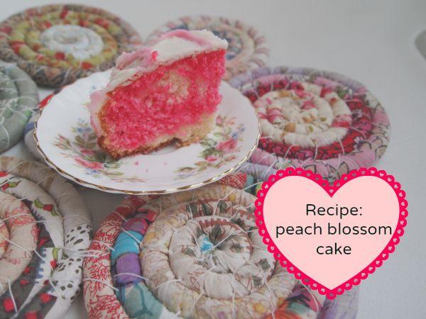 Recipe Light Fluffy Plain Cake: 1000+ Ideas About Peach Blossoms On Pinterest
