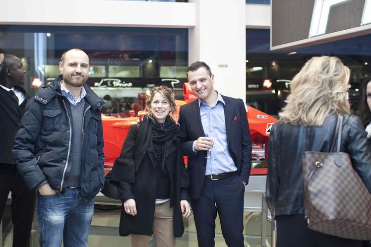 #Ferrari #FerrariStore #MilanDesignWeek2013