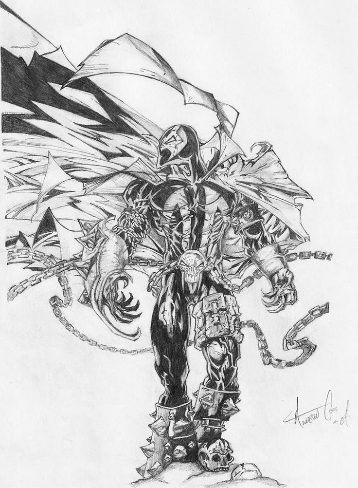 Pin by Ryan Cinch on Comic Books like Spawn, Witchblade