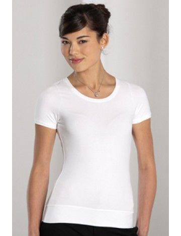 camiseta basica blanca mujer - Buscar con Google