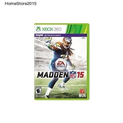 John Madden NFL 15 Xbox 360 Football Legend Oakland Raiders Head Coach Champion