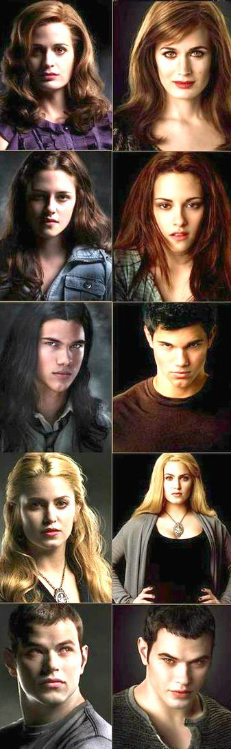 Wow you can really tell they have grown up more over those twilight years of movies