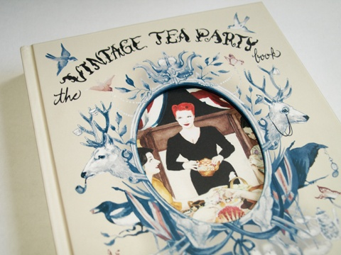 Vintage Tea Party, by Angel Adoree