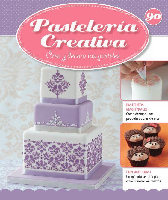 Fascículo número 90 de Pastelería Creativa