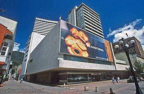 Museo del Oro (Gold Museum). Bogota, Colombia Fundado en el 22 de Diciembre de 1939, este museo posee la mayor colección orfebre del mundo prehispánico.