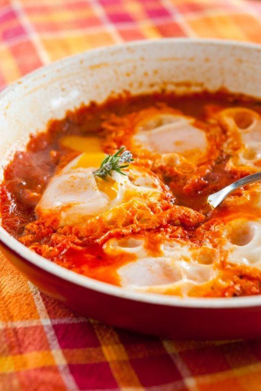 Острые жареные куриные яйца/Uova fritte alla diavola | Элла Мартино Рецепты Кулинарные туры Итальянская кухня
