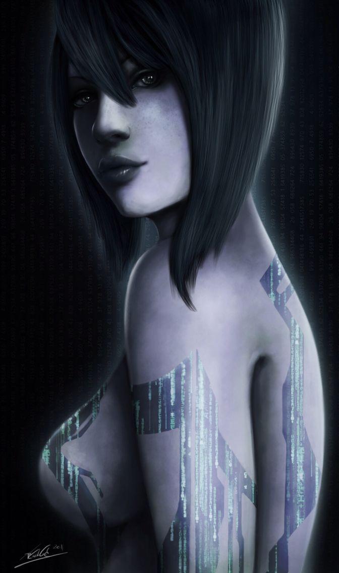 Halo #Cortana