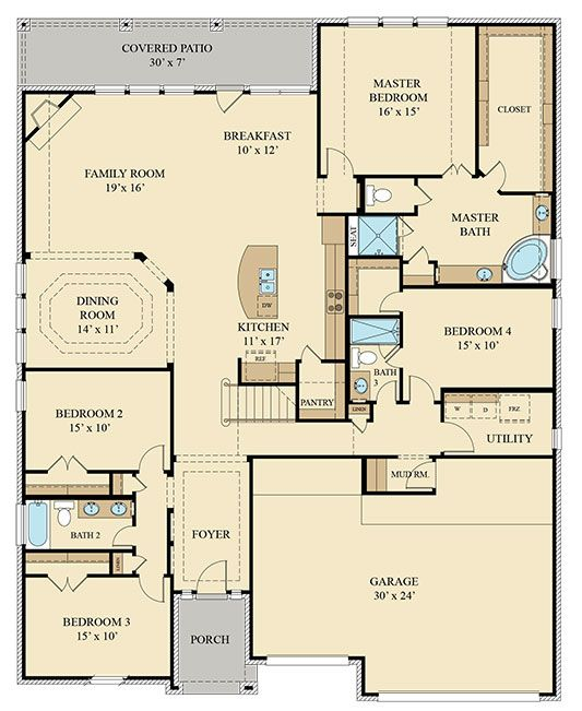 Mud Brick House Floor Plans House And Home Design