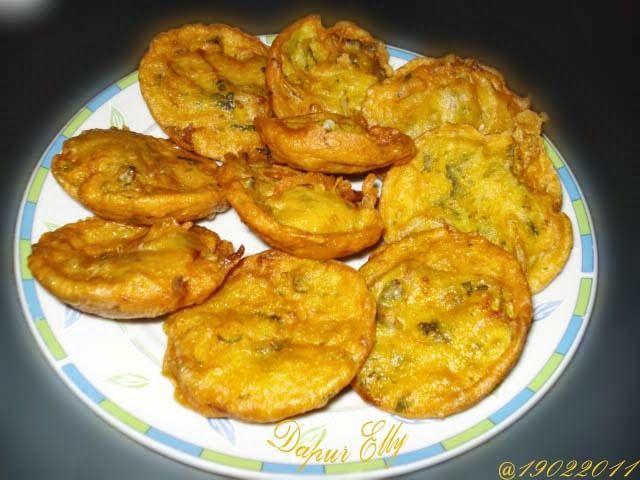 Elly's Kitchen: Bakwan