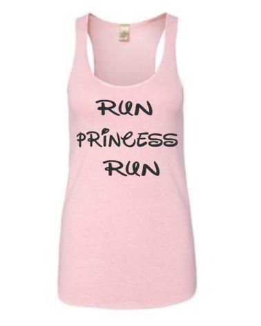 Run Disney run disney tank top run disney by runningonthewall