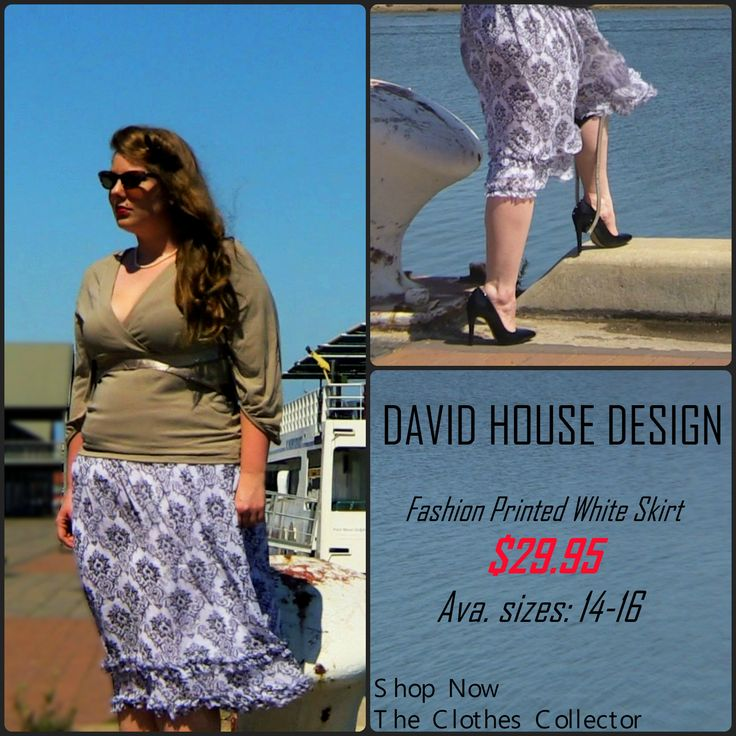 SHOP NOW AT www.facebook.com/TheClothesCollector