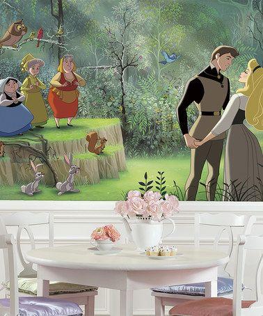 226 best golden oak images on pinterest disney worlds for Disneyland wall mural