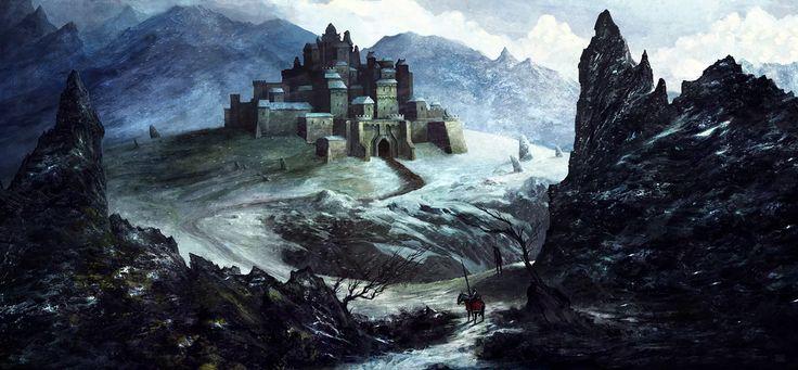 Zdjęcie: Concept art title Castle