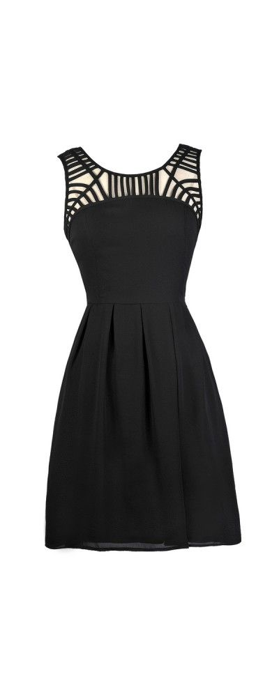 1000  ideas about Cute Black Dress on Pinterest | High socks ...