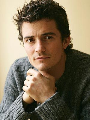 Orlando Bloom.  I have a friend in the Czech Republic that looks amazingly like him...