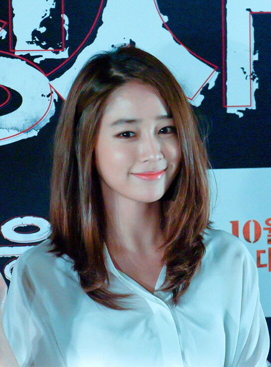 Long bob - lee min Jung                                                       …
