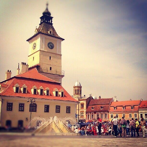 Piața Sfatului în Brașov, Brașov