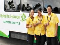The quick and easy way to get from the Honolulu Airport to your hotel! #Hawaii #Travel