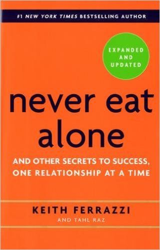 Do you want to get ahead in life? Then join the Science of People with our July book club choice, Never Eat Alone and Other Secrets to Success.