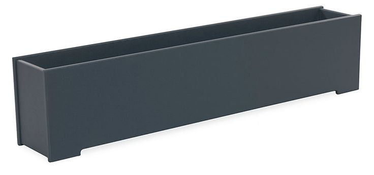 100% Recycled 36w Planter - Planters - Accessories - Room & Board