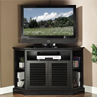 22 Best Black Corner Tv Stand Images On Pinterest