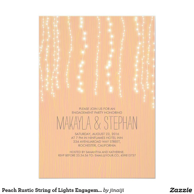 40 best Engagement party invitations images on Pinterest - free engagement party invites