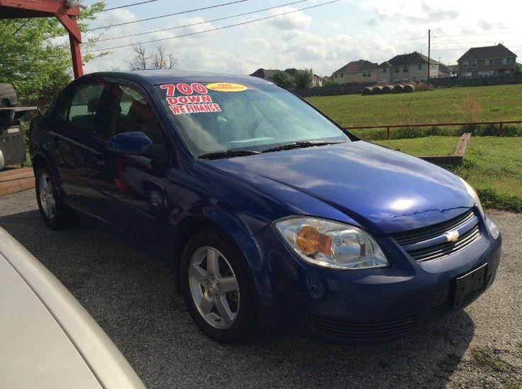 2007 Chevrolet Cobalt $0 http://www.SPRINGTIMEMOTORS.COM/inventory/view/9849343