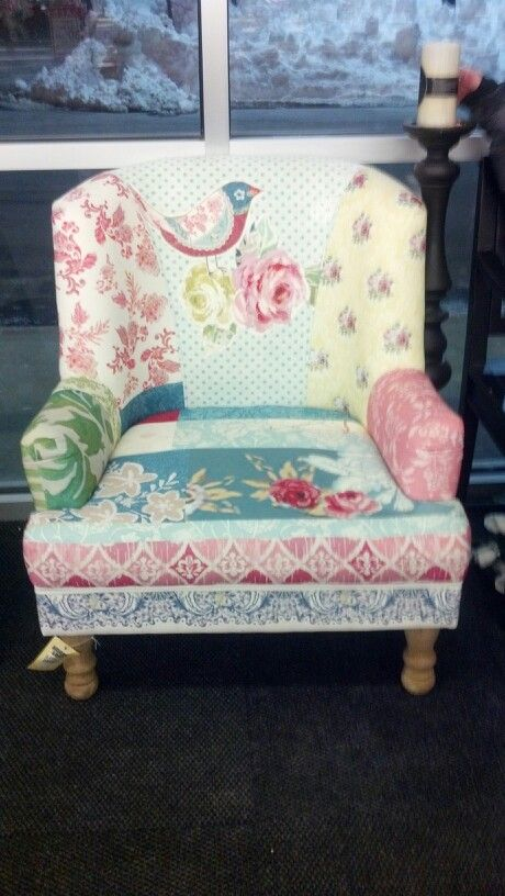 Patchwork Chair At Hobby Lobby Love It Furniture