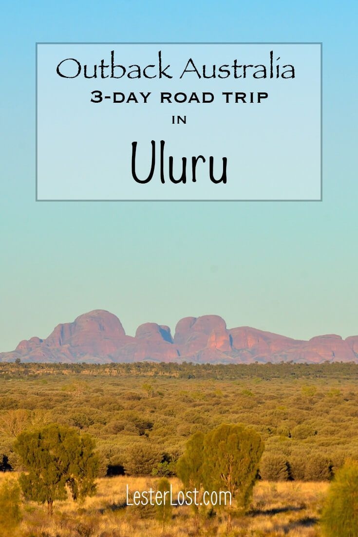 Uluru is one of Australia's most iconic and spectacular destinations. Take a road trip across the desert, discover Kata Tjuta and travel in a unique environment. via @Delphine LesterLost