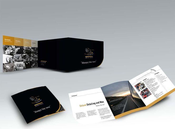 Desain company profile Deluxe Detailing & Wax  oleh www.SimpleStudioOnline.com | TELP : 021-819-4214 / TELP : 021-819-4214 / WA : 0813-8650-8696