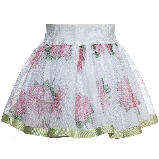 Skirt ROMANTIC(B.CO-ROSA-ORTENSIE)