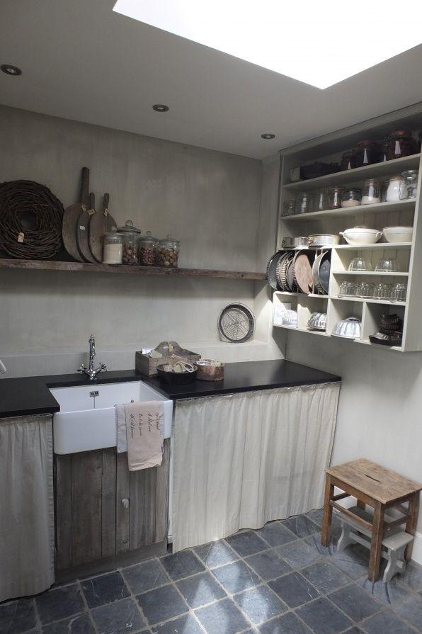Binnenkijken kantoor en bijkeuken   Styling & Living