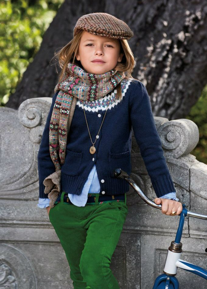 Adorable outfit with a little equestrian flair from http for Ralph lauren kids