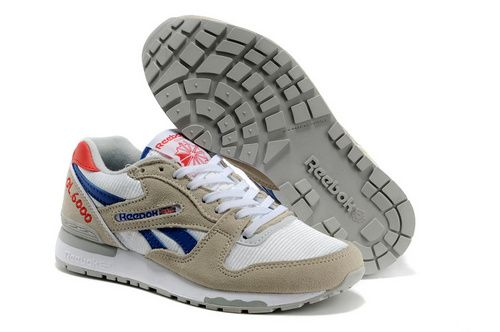 Men Reebok GL6000 Retro Running Collection Shoes J98339