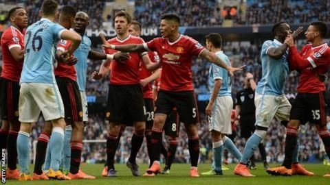 International Champions Cup: Man City and Man Utd to meet