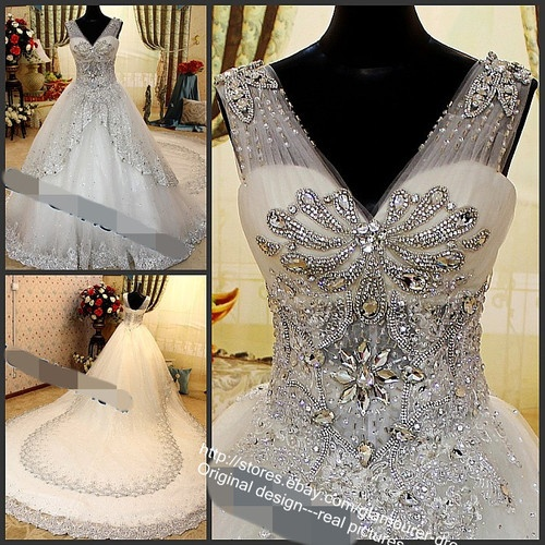 this is way over the top but sure pretty lol vintage lace wedding dresses 2013