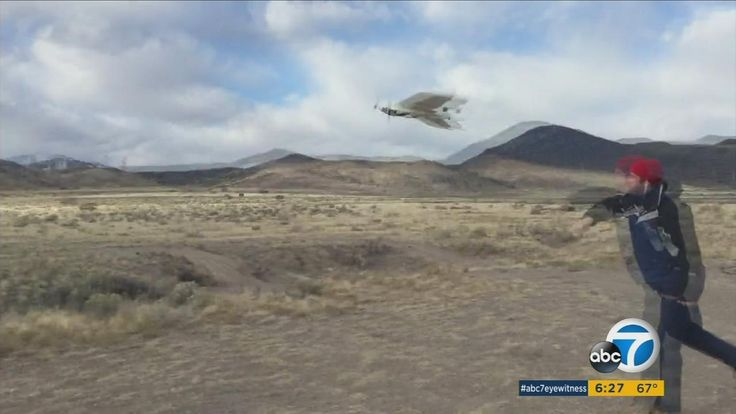 Riverside County Sheriff's Dept. to use drones in search and rescue missions