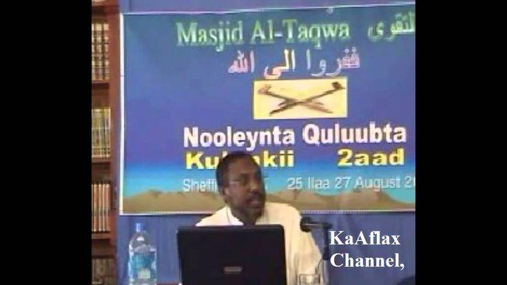 Shifaynta Qalbiga Sh. Mustafe Xaaji Ismail