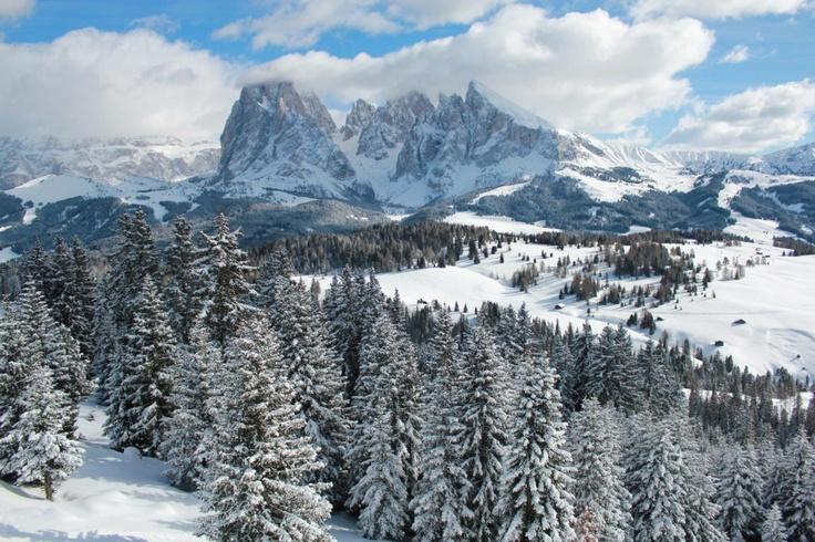 Val Gardena Gröden - Alpe di Siusi