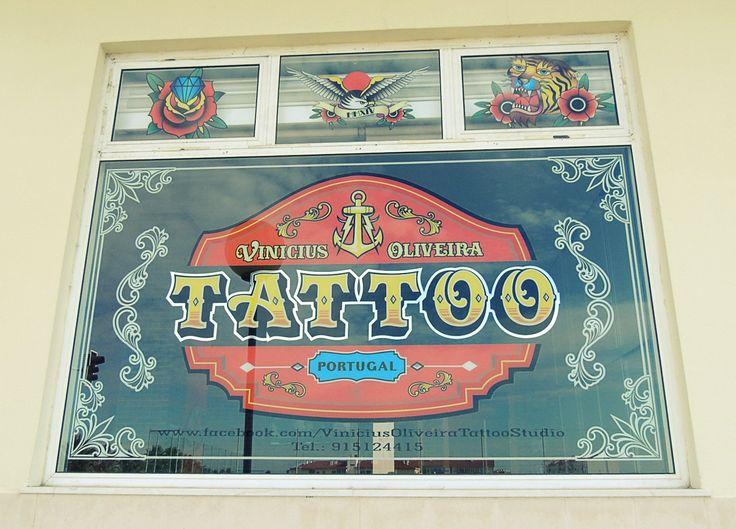 Tattoo Studio, Montijo City, Portugal, Shop, Bairro Esteval, Vinicius Oliveira tattoo Artist, custom tattoos, facebook: Vinicius Oliveira Tattoo Studio