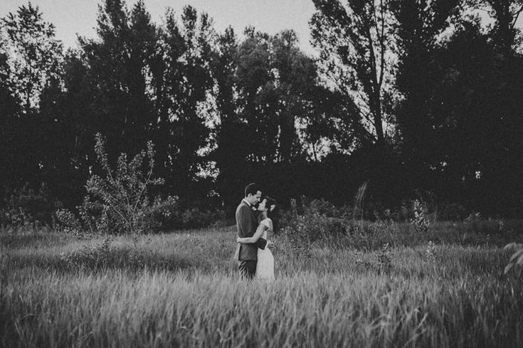 Olga i Mateusz - piękny plenerowy ślub - Ślub Na Głowie